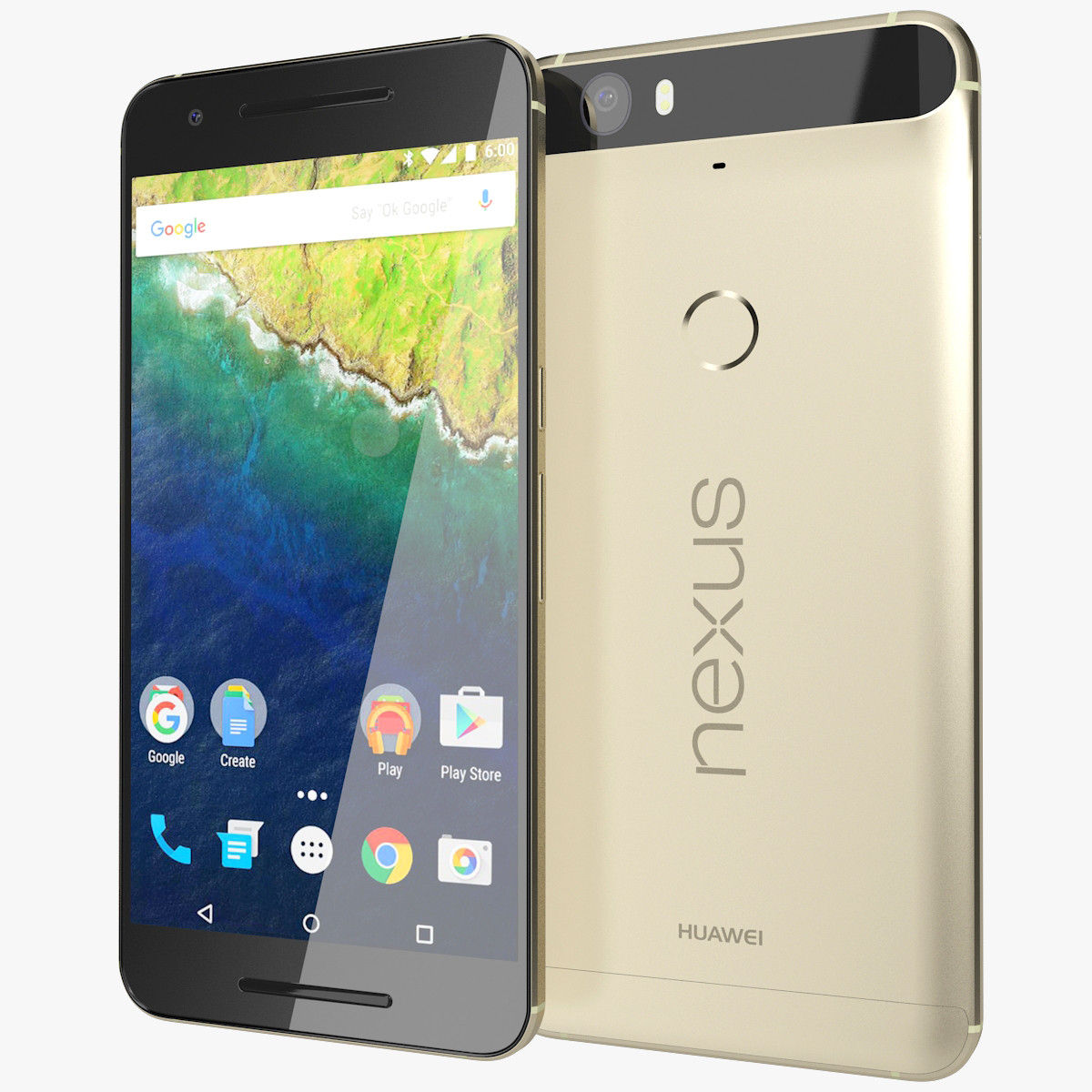 Changement écran Huawei Nexus 6P