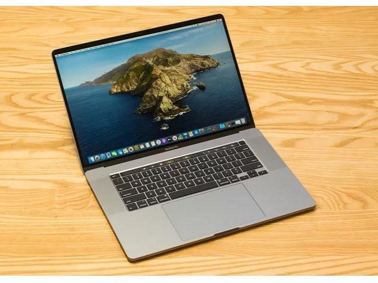 MacBook Pro 16 pouc